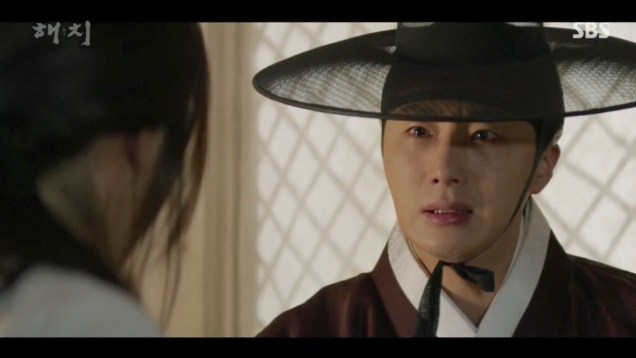 2019 3 8 Jung Il-woo in Haechi Episode 8. 32