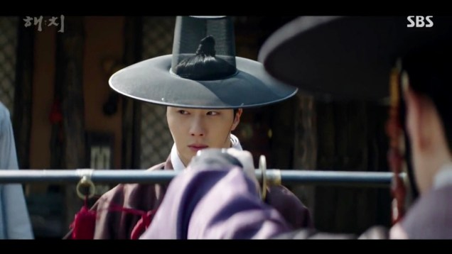 2019 3 8 Jung Il-woo in Haechi Episode 8. 38