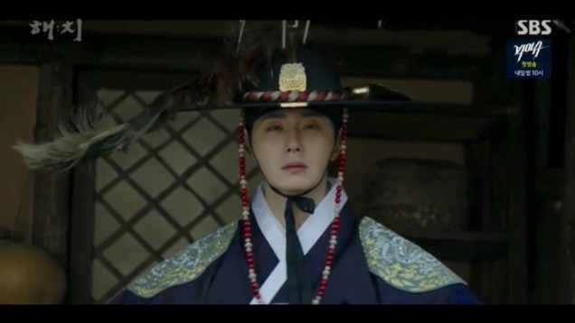 2019 3 8 Jung Il-woo in Haechi Episode 8. 45