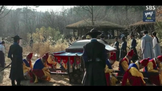 2019 3 8 Jung Il-woo in Haechi Episode 8. 46