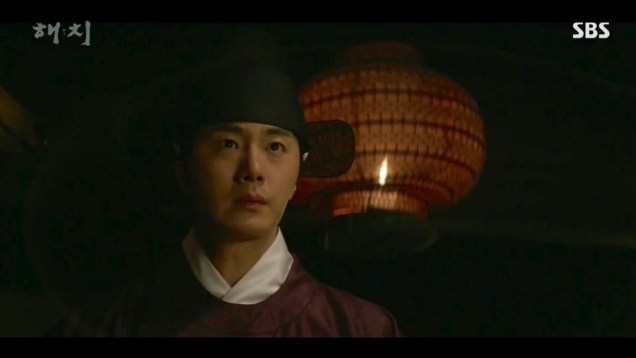 2019 3 8 Jung Il-woo in Haechi Episode 8. 5