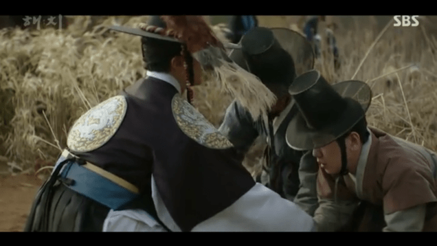 2019 3 8 Jung Il-woo in Haechi Episode 8. 56
