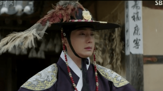 2019 3 8 Jung Il-woo in Haechi Episode 8. 61