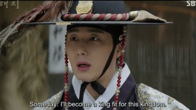 2019 3 8 Jung Il-woo in Haechi Episode 8. 62