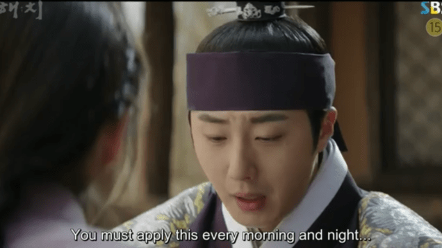 2019 3 8 Jung Il-woo in Haechi Episode 8. 69
