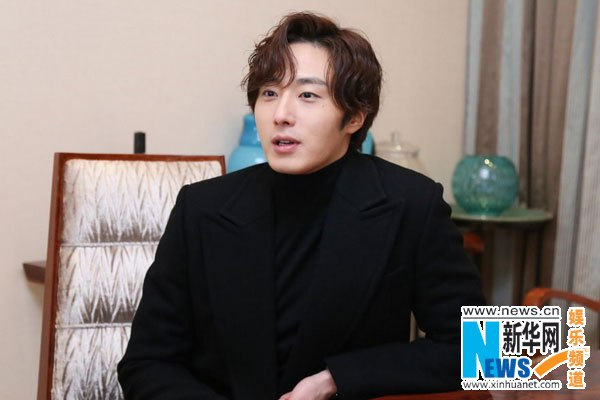 2015 10 Jung Il-woo in an Interview of Beautiful Woman : Beauty Dream. 4