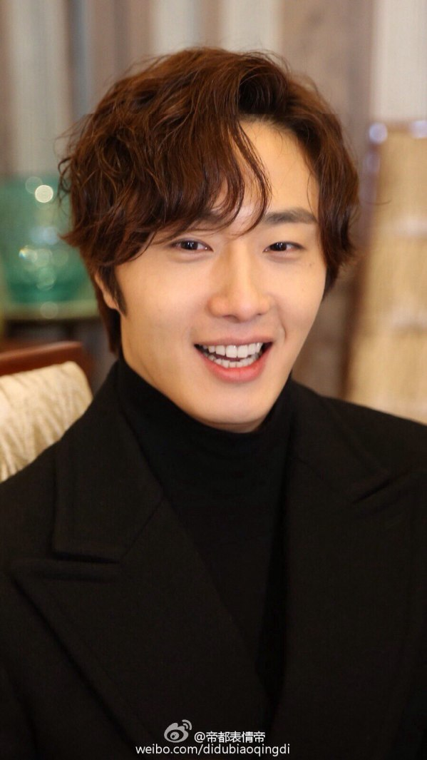 2015 10 Jung Il-woo in an Interview of Beautiful Woman : Beauty Dream. 8