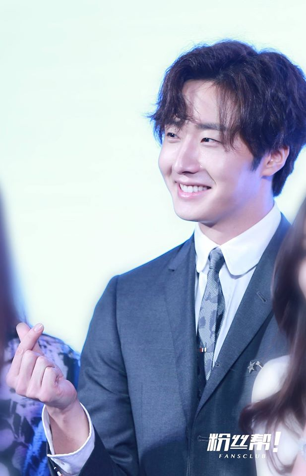2015 10 Jung Il-woo in the Press Conference of Beautiful Woman : Beauty Dream. 11