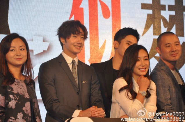 2015 10 Jung Il-woo in the Press Conference of Beautiful Woman : Beauty Dream. 35