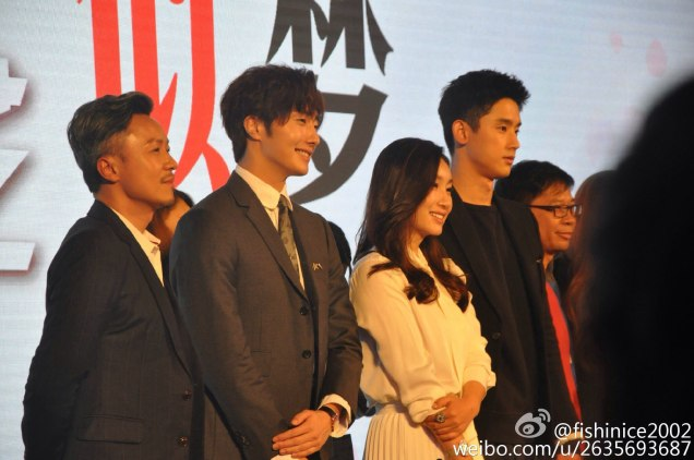 2015 10 Jung Il-woo in the Press Conference of Beautiful Woman : Beauty Dream. 39