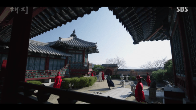 2019 3 26 Jung Il-woo in Haechi Episode 14(27,28) Cr. SBS 22