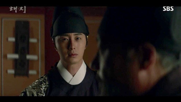 2019 3 26 Jung Il-woo in Haechi Episode 14(27,28) Cr. SBS 36