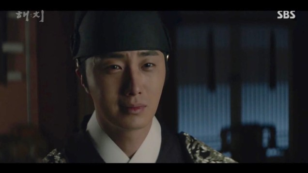 2019 3 26 Jung Il-woo in Haechi Episode 14(27,28) Cr. SBS 40