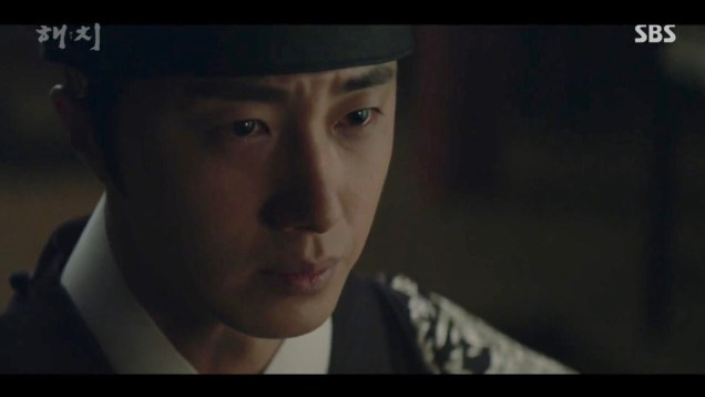 2019 3 26 Jung Il-woo in Haechi Episode 14(27,28) Cr. SBS 45