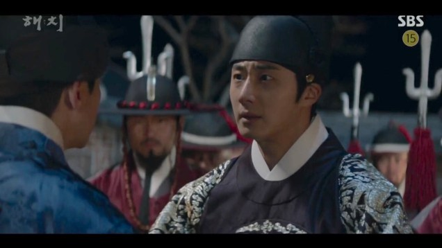 2019 3 26 Jung Il-woo in Haechi Episode 14(27,28) Cr. SBS 50