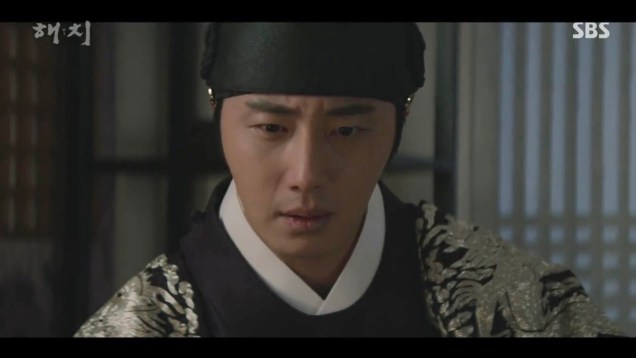 2019 3 26 Jung Il-woo in Haechi Episode 14(27,28) Cr. SBS 60