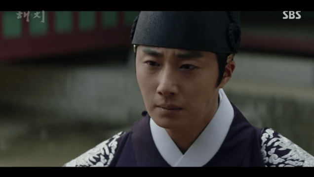 2019 3 26 Jung Il-woo in Haechi Episode 14(27,28) Cr. SBS 76