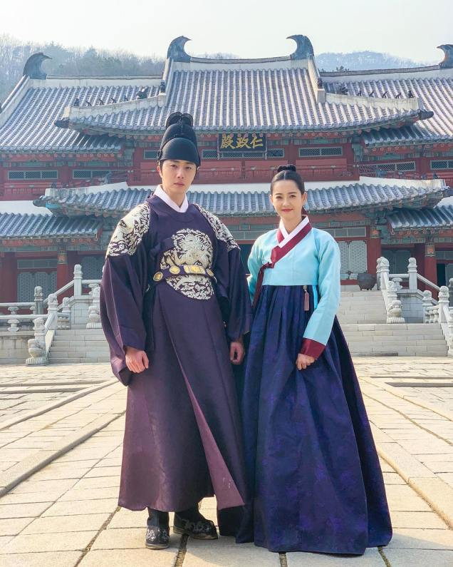 2019 3 26 Jung Il-woo in Haechi Episode 14(27,28) Website & Behnd the Scenes. Cr. SBS 11