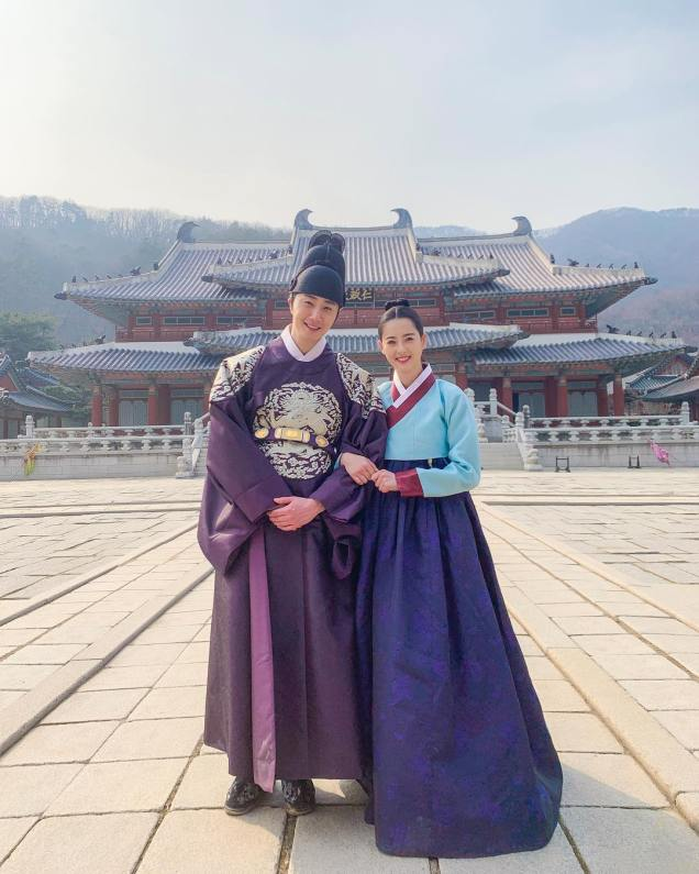2019 3 26 Jung Il-woo in Haechi Episode 14(27,28) Website & Behnd the Scenes. Cr. SBS 12