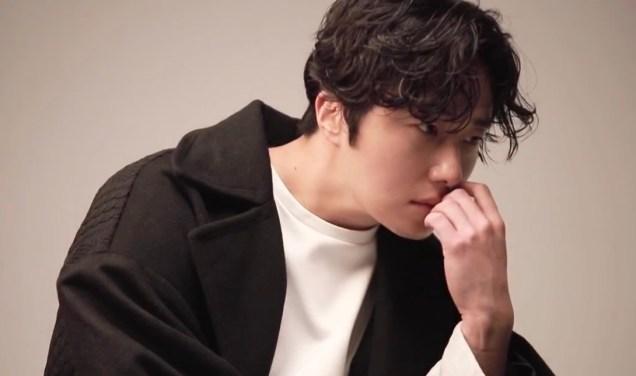 2019 3 Jung Il-woo for Kribbit Magazine: Man in Shadow. JAANKEE 6
