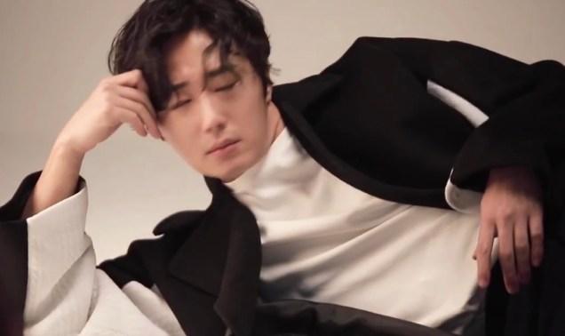2019 3 Jung Il-woo for Kribbit Magazine: Man in Shadow. JAANKEE 9