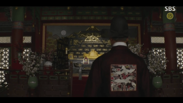 2019 4 1 Jung Il-woo in Haechi Episode 15(29,30) Cr. SBS 1