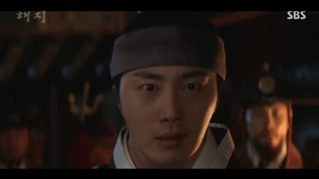 2019 4 1 Jung Il-woo in Haechi Episode 15(29,30) Cr. SBS 100