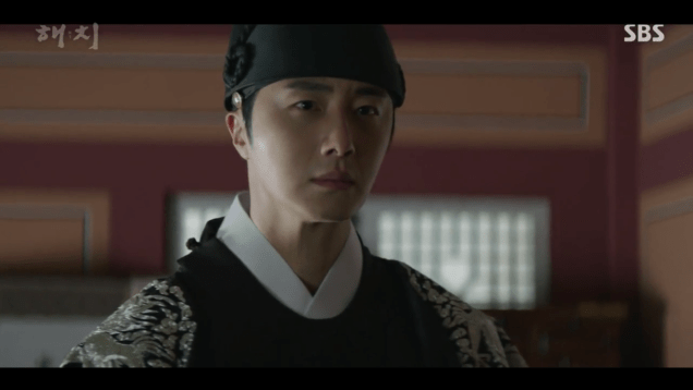 2019 4 1 Jung Il-woo in Haechi Episode 15(29,30) Cr. SBS 13
