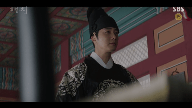 2019 4 1 Jung Il-woo in Haechi Episode 15(29,30) Cr. SBS 15