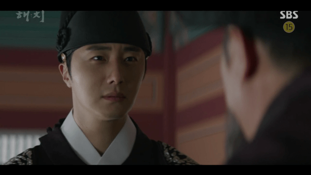 2019 4 1 Jung Il-woo in Haechi Episode 15(29,30) Cr. SBS 17
