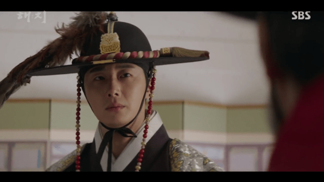 2019 4 1 Jung Il-woo in Haechi Episode 15(29,30) Cr. SBS 20