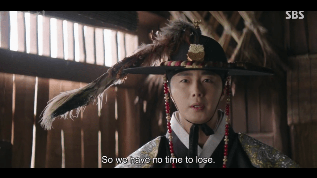 2019 4 1 Jung Il-woo in Haechi Episode 15(29,30) Cr. SBS 22
