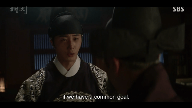 2019 4 1 Jung Il-woo in Haechi Episode 15(29,30) Cr. SBS 4