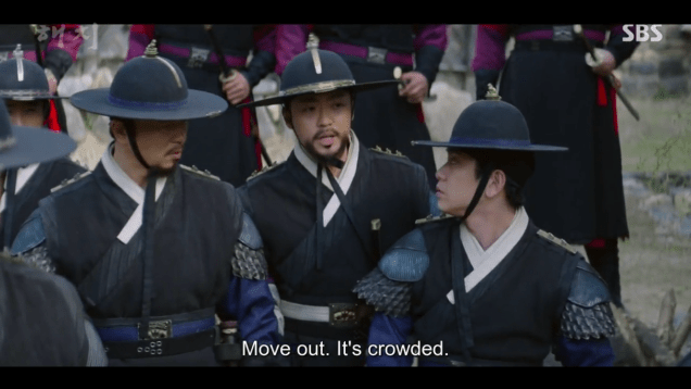 2019 4 1 Jung Il-woo in Haechi Episode 15(29,30) Cr. SBS 40