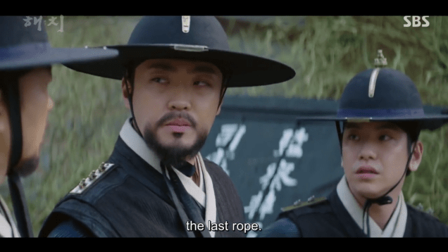 2019 4 1 Jung Il-woo in Haechi Episode 15(29,30) Cr. SBS 43