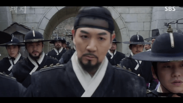 2019 4 1 Jung Il-woo in Haechi Episode 15(29,30) Cr. SBS 44