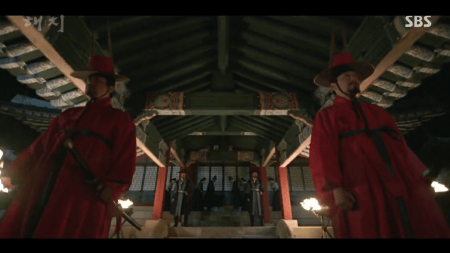 2019 4 1 Jung Il-woo in Haechi Episode 15(29,30) Cr. SBS 48