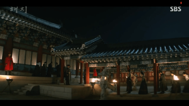 2019 4 1 Jung Il-woo in Haechi Episode 15(29,30) Cr. SBS 51
