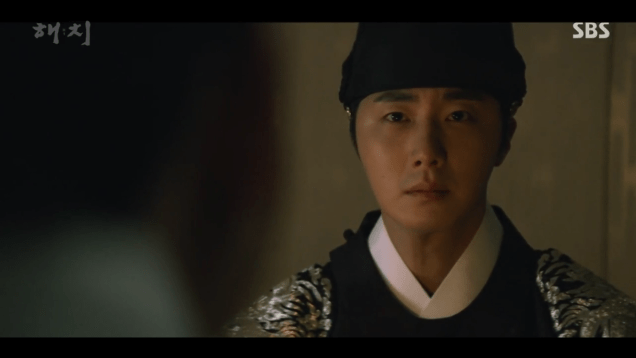 2019 4 1 Jung Il-woo in Haechi Episode 15(29,30) Cr. SBS 56
