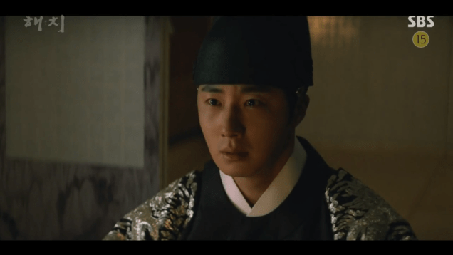 2019 4 1 Jung Il-woo in Haechi Episode 15(29,30) Cr. SBS 61