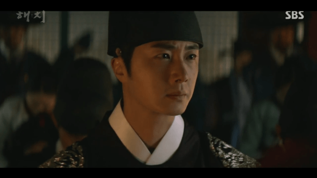 2019 4 1 Jung Il-woo in Haechi Episode 15(29,30) Cr. SBS 66