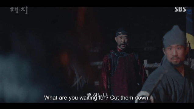 2019 4 1 Jung Il-woo in Haechi Episode 15(29,30) Cr. SBS 73