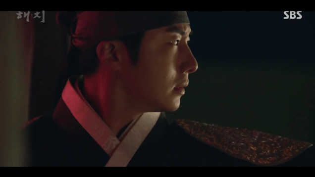 2019 4 1 Jung Il-woo in Haechi Episode 15(29,30) Cr. SBS 79