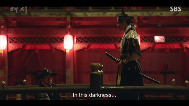 2019 4 1 Jung Il-woo in Haechi Episode 15(29,30) Cr. SBS 81