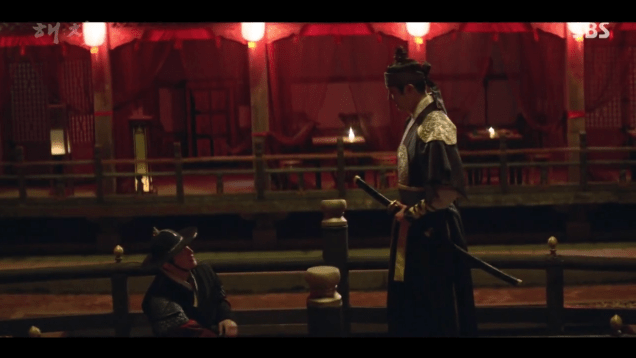 2019 4 1 Jung Il-woo in Haechi Episode 15(29,30) Cr. SBS 83
