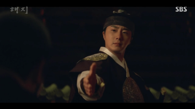 2019 4 1 Jung Il-woo in Haechi Episode 15(29,30) Cr. SBS 85