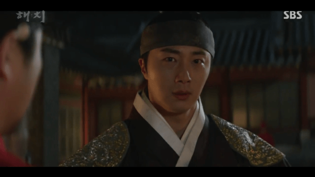 2019 4 1 Jung Il-woo in Haechi Episode 15(29,30) Cr. SBS 95