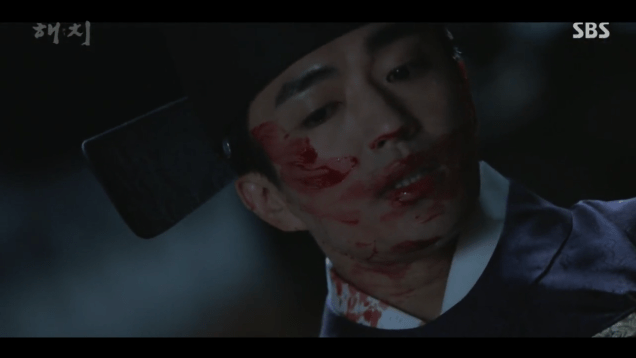 2019 4 1 Jung Il-woo in Haechi Episode 15(29,30) Cr. SBS 97