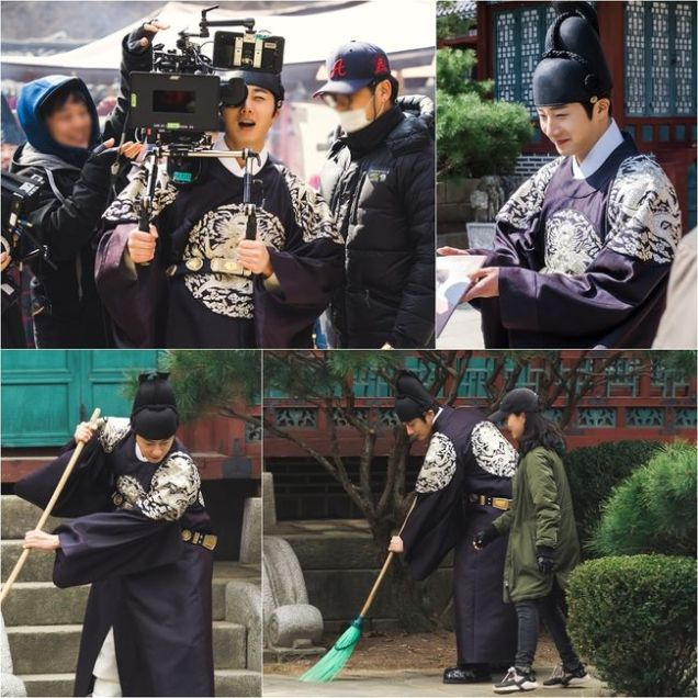 2019 4 1 Jung Il-woo in Haechi Episode 15(29,30) Website Photos and Behind the Scenes. Cr. SBS 6