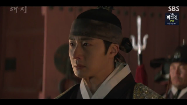 2019 4 2 Jung Il-woo in Haechi Episode 16 (31-32) Cr. SBS 13
